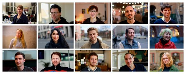 #BerlinCryptoCapital: A Portrait Series featuring the people shaping Berlin's crypto ecosystem